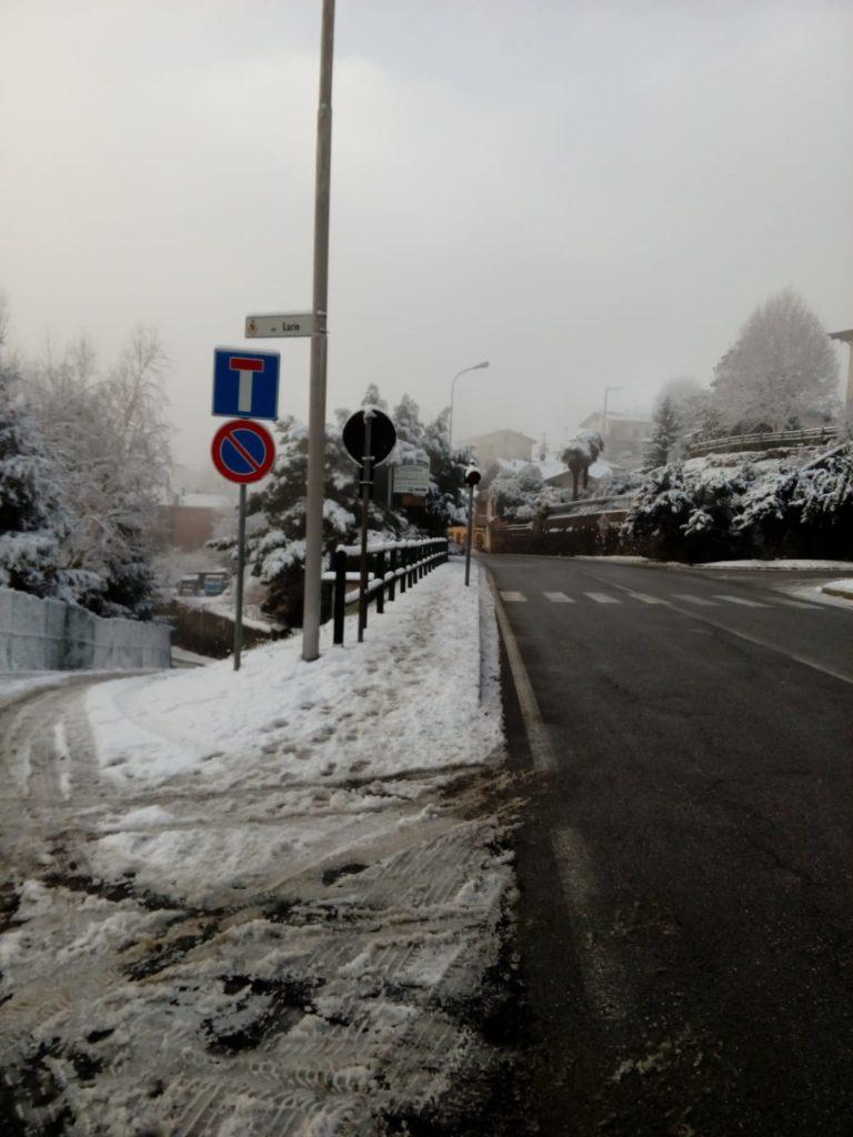 Via Provinciale angolo via Lario