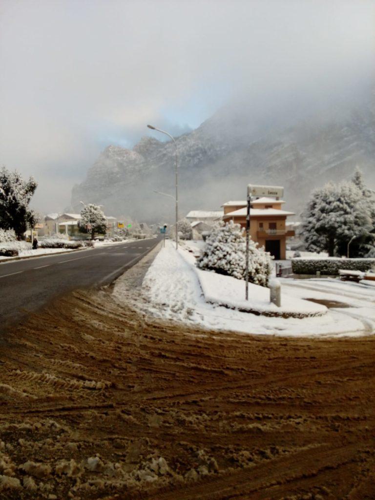 Via Provinciale angolo via Lecco