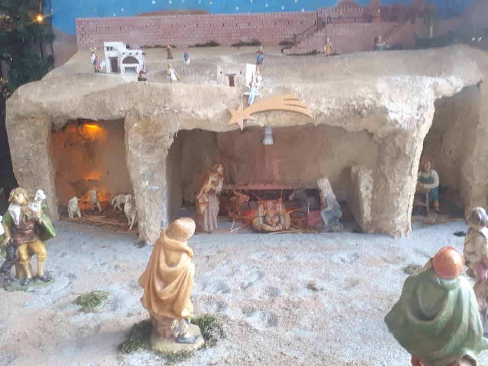 Presepe di Gino Natale a Morterone (5)