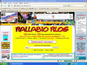ballabio blog 2008