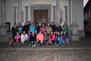 telethon 2° gruppo da Val Boazzo a Morterone