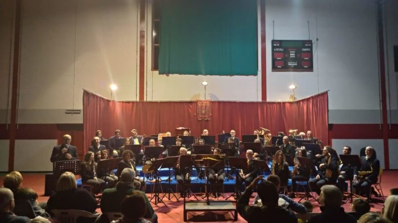 Concerto inizio anno 2019 Banda Risveglio (1)