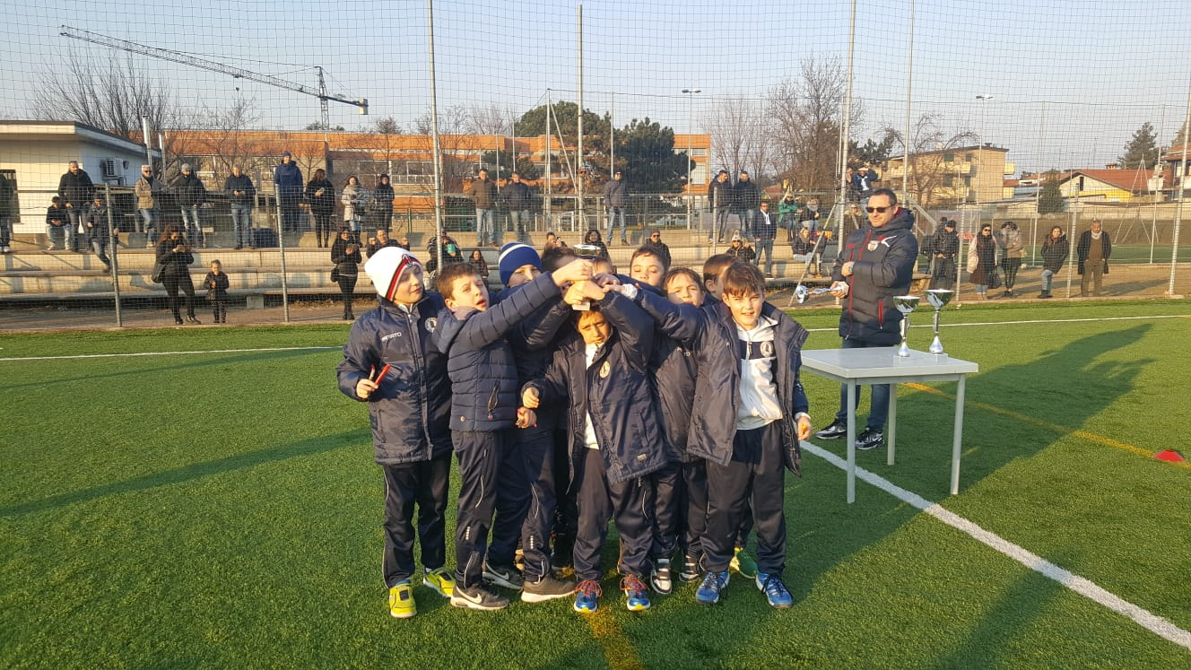 Pulcini 2009 FIGC Torneo Cesano Maderno 2019 (1)