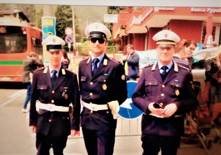 VIGILI BALLABIO OLD MARCO COMBI IVAN INVERNIZZI SERGIO LOCATELLI