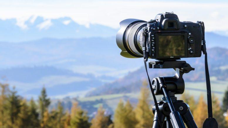 macchina fotografica fotocamera-generica paesaggio