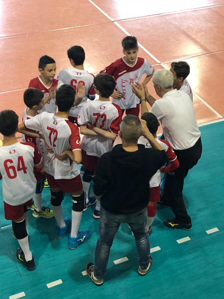 ASC Volley Under 14 Fasi finali 2019