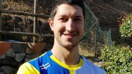 Simone Valsecchi GSO Ballabio - Autore di una doppietta