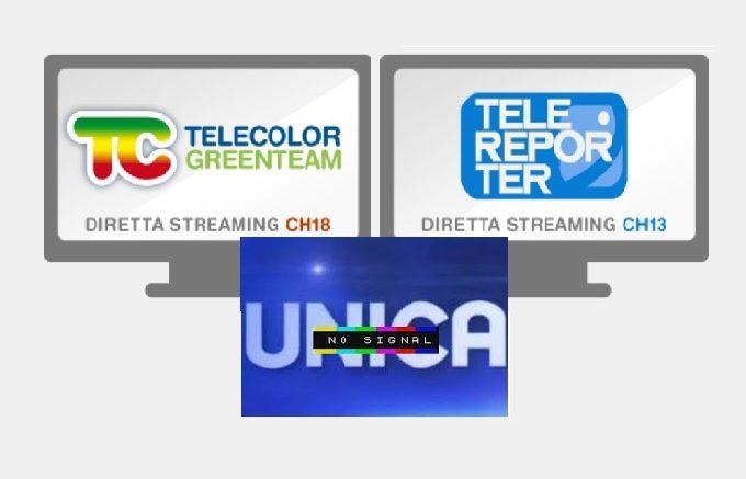 TELE-UNICA-TELECOLOR-E-REPORTER-loghi