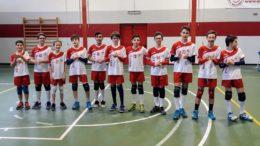 Under 14 maschile Volley 24 febbraio 2019