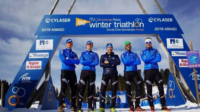 Winter Triathlon Antonioli Mondiali Asiago