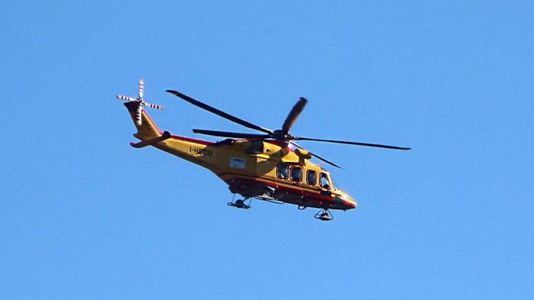 elicottero elisoccorso cnsas (castoldi) 1
