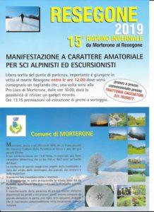 morterone-resegone 15° raduno LOcandina 2019 retro