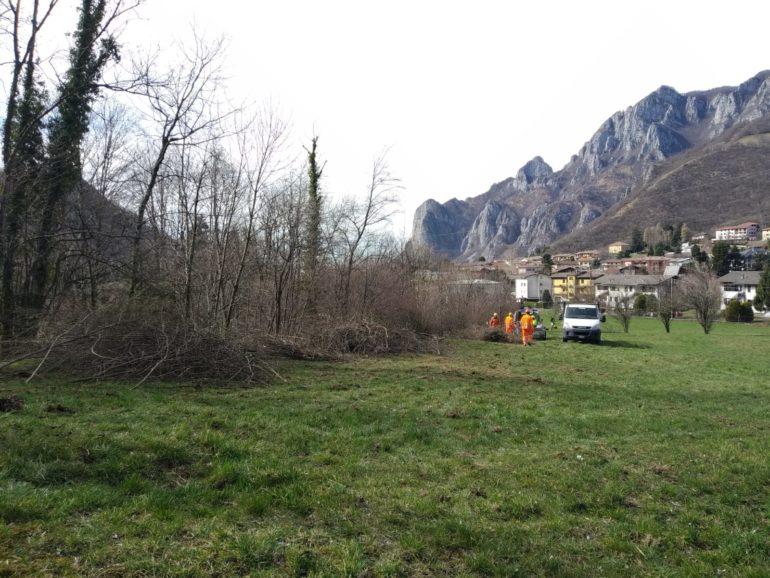 013 Fiumi Sicuri pulizia Gerola Ballabio 2019