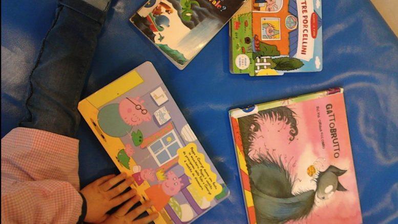 Biblioteca progetto lettura 4
