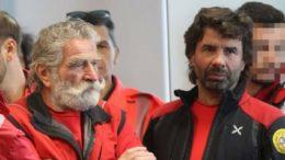 Giuseppe Calumer Orlandi e Marco Anemoli CAI Ballabio