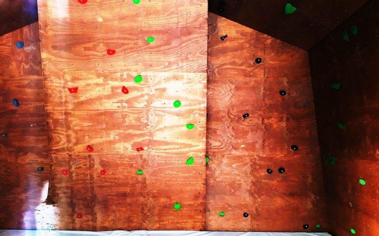 Palestra arrampicata 1