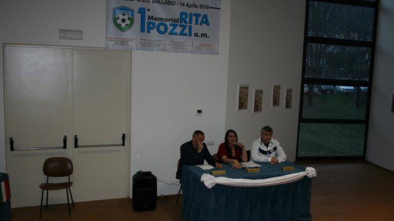Presentazione 1 memorial Rita Pozzi 2019