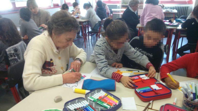 Progetto intergenerazionale Fantasia 2019