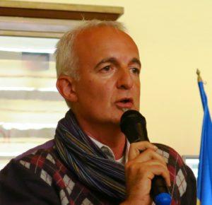 Roberto Fumagalli presidente circolo ambiente Ilaria Alpi