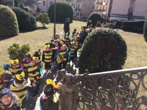 Sfilata api Pianeta Bimbi Carnevale 2019 5