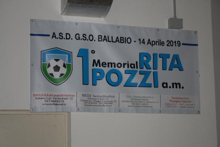 Striscione 1 memorial Rita Pozzi