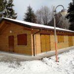 Struttura in legno parco Grinetta 1