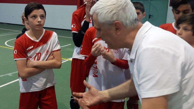 U14 volley Ballabio - Argentia