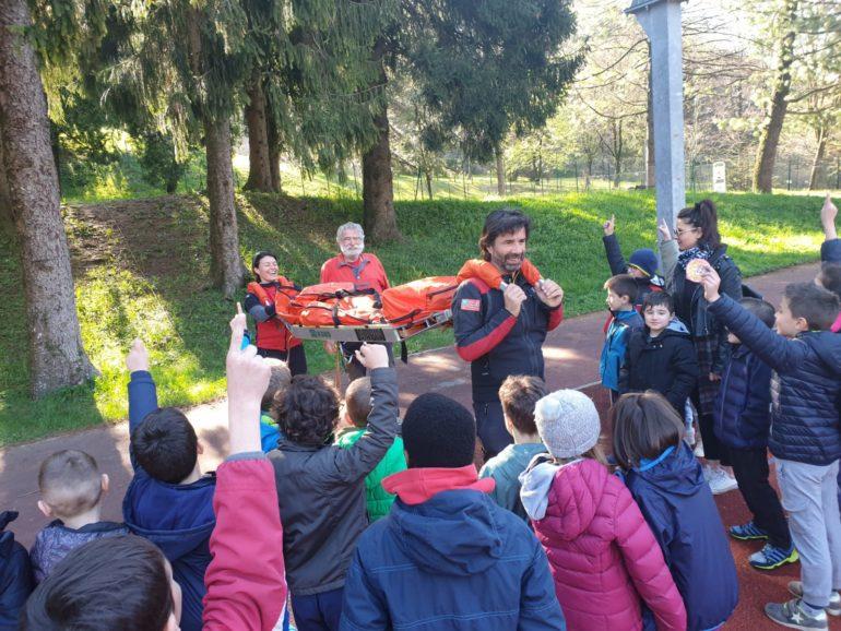 008 Soccorso Alpino primartia Fantasia prime classi 2019