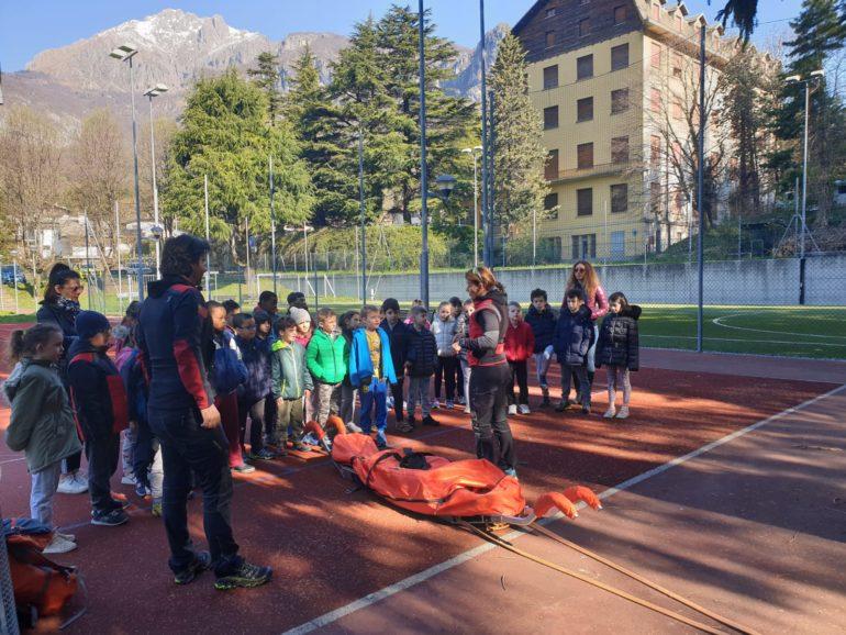012 Soccorso Alpino primartia Fantasia prime classi 2019