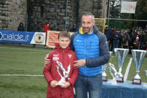 Miglior portiere 2009 Borello Nicolò Torino