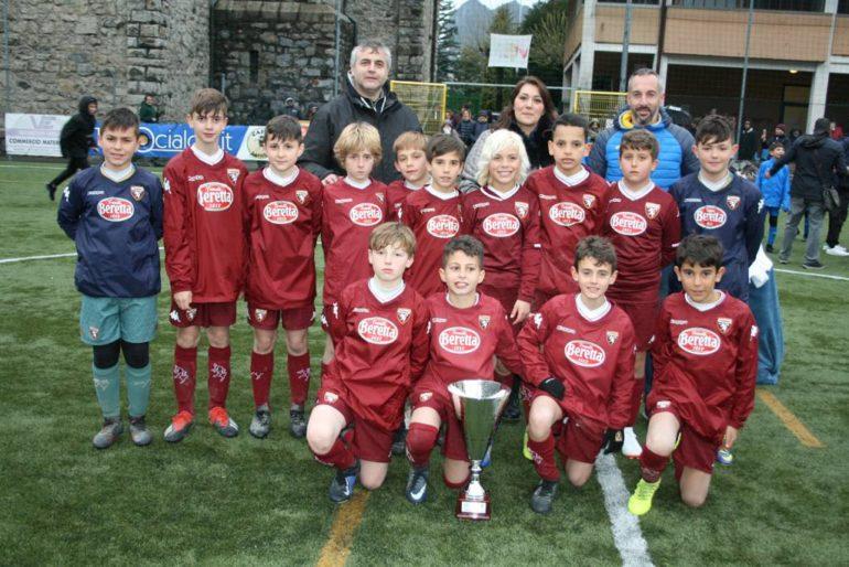 Torino FC 1 classificato 2008