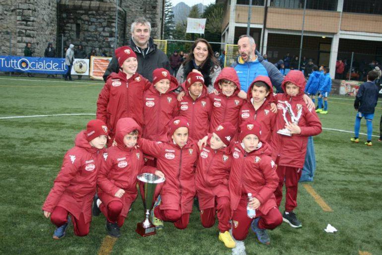 Torino FC 1 classificato 2009