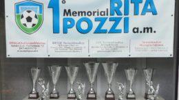 Primo Memorial Rita Pozzi Trofei 2019