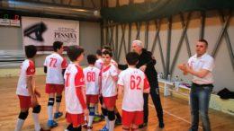 Volley U14 Monza - Ballabio 2 2019
