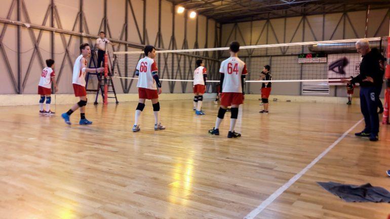 Volley U14 Monza - Ballabio 2019 1