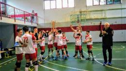 Volley Under 14 ASC Ballabio - Merate