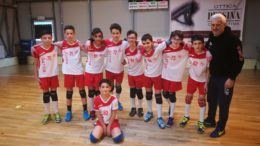 Volley maschile U14 Ballabio - Brugherio 2