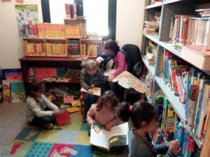 Bambini prime Fantasia in biblioteca 2019 (3) (Media)