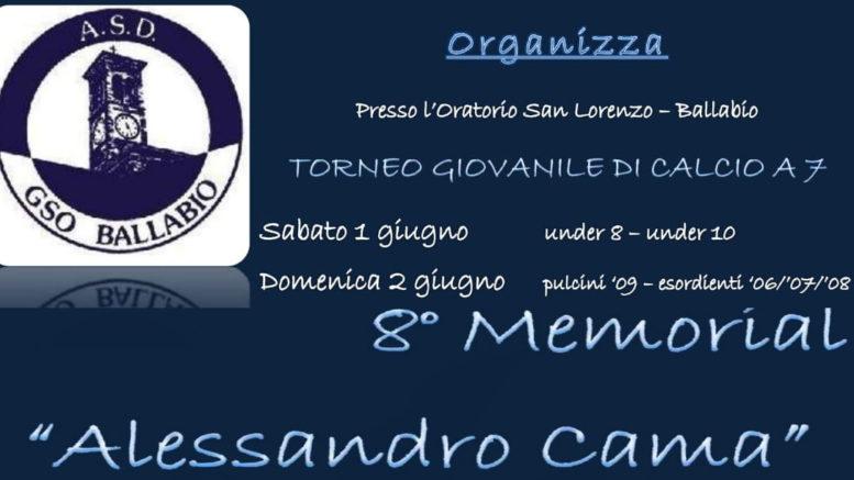 Logo 8 Alessandro Cama 2019