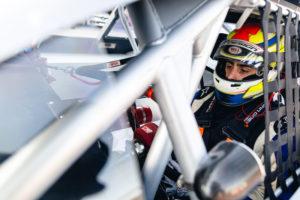Nicolò Rocca_campione 12 DI NASCAR AUTOMOBILISMO CIRCUITO OVALE CHEVROLET CAMARO