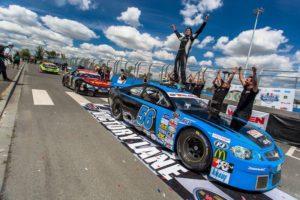Nicolò Rocca_campione 3 DI NASCAR AUTOMOBILISMO CIRCUITO OVALE CHEVROLET CAMARO