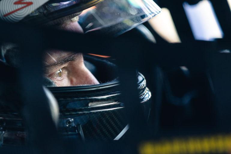 Nicolò Rocca_campione 7 DI NASCAR AUTOMOBILISMO CIRCUITO OVALE CHEVROLET CAMARO