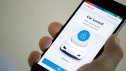 smartphone perfect keyless bosch chiavi auto nel cellulare