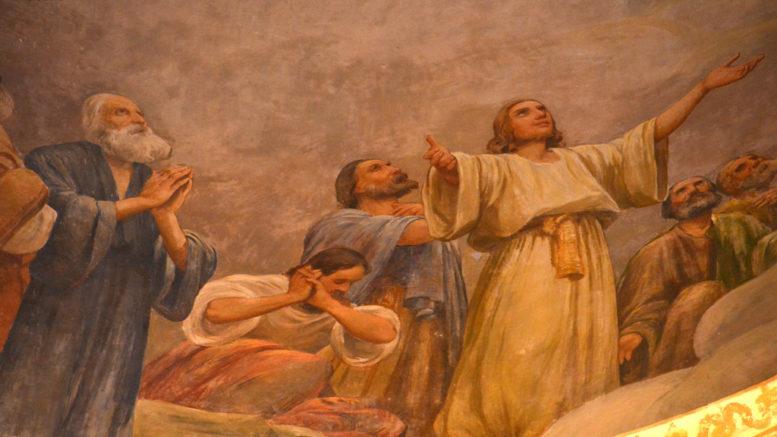 Ascensione Gesù