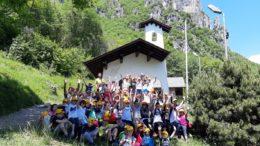 Primaria Fantasia prime e quinte Chiesetta Alpini