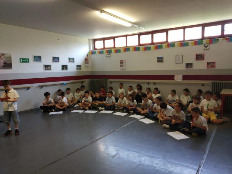 Flauto e canto classi 4 8