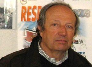 Giampietro Redaelli ex sindaco morterone