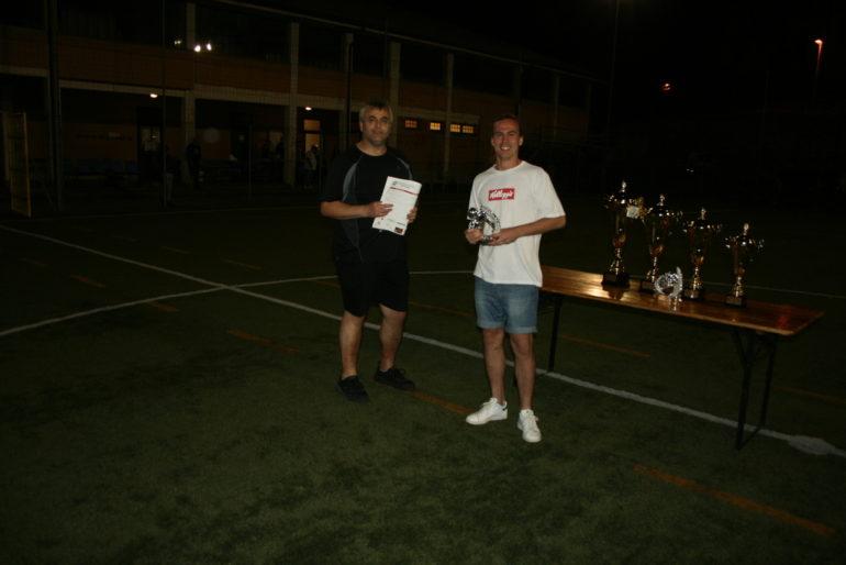 Maicol Barzaghi miglior giocatore