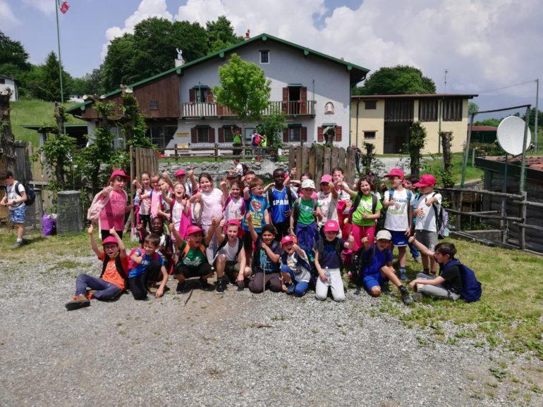 Primaria Fantasia terze Brunino a Cornisella