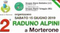 Raduno alpini Morterone